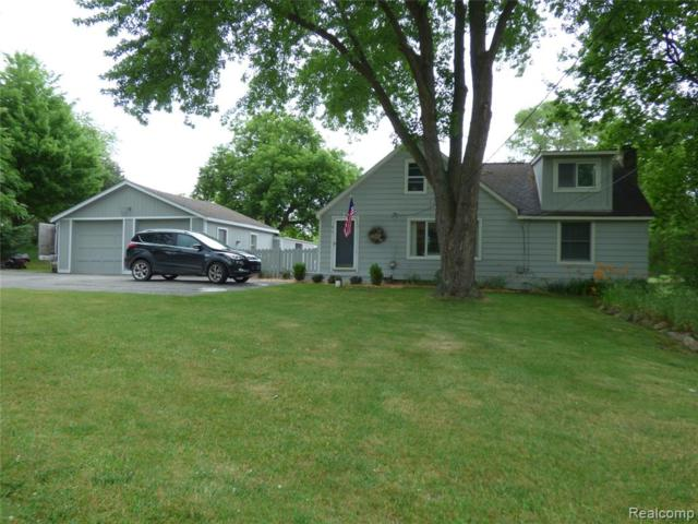 915 Hemingway Road, Orion Twp, MI 48362 (MLS #219070854) :: The Toth Team