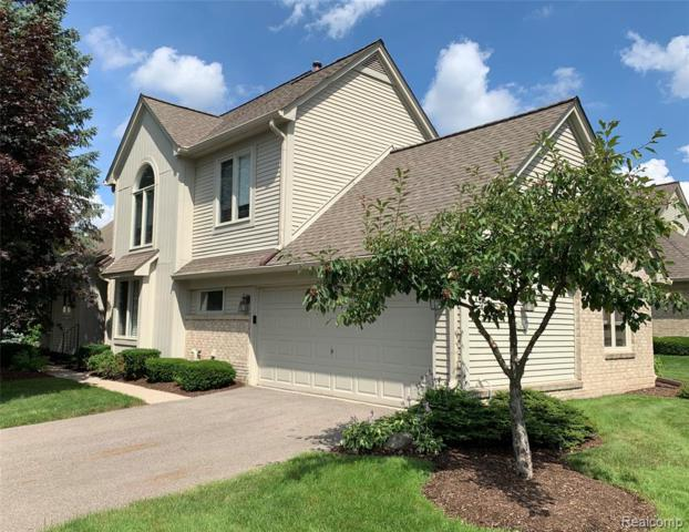 217 Saint Lawrence Boulevard #35, Northville, MI 48167 (#219070901) :: Team Sanford
