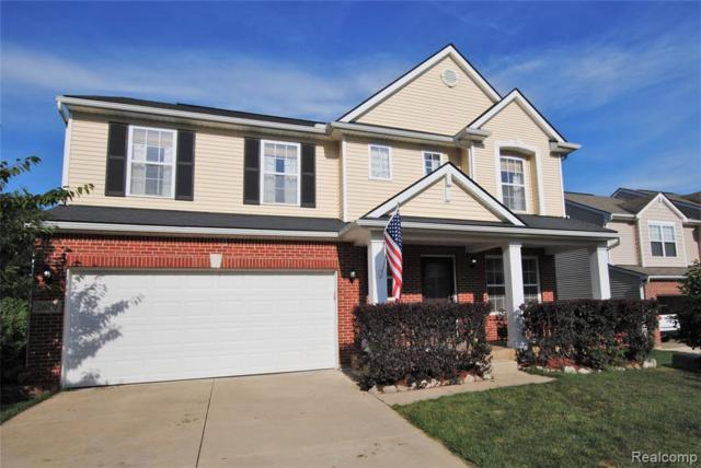 2620 Compton Drive, Waterford Twp, MI 48329 (MLS #219070904) :: The Toth Team