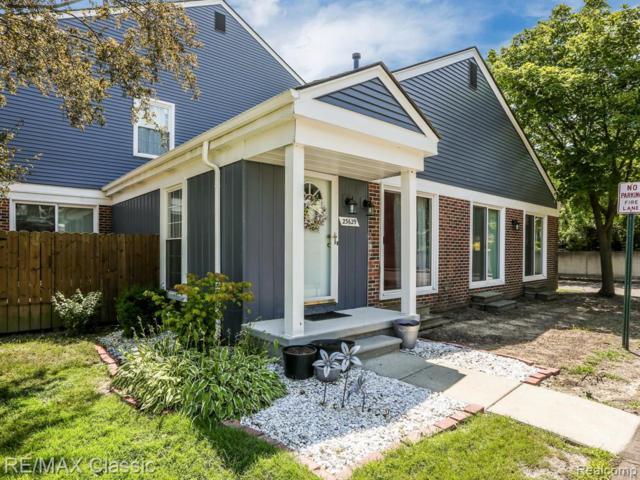 23629 Stonehenge Boulevard, Novi, MI 48375 (#219070924) :: Duneske Real Estate Advisors