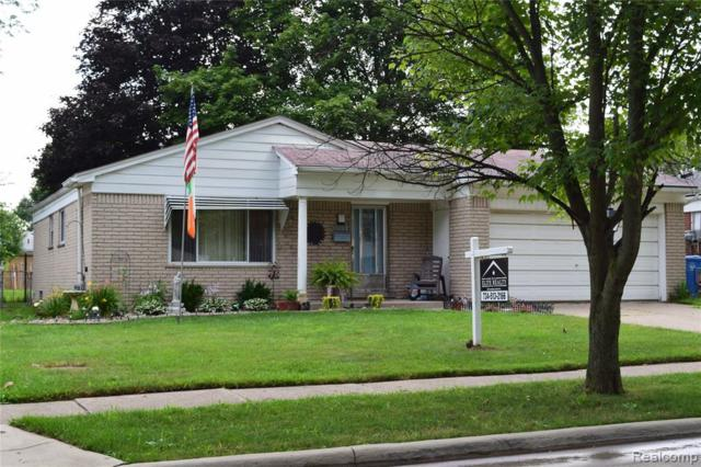 6189 N Gulley Road, Dearborn Heights, MI 48127 (MLS #219070928) :: The Toth Team