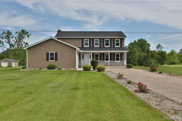 1850 Toben Road, Frenchtown Twp, MI 48117 (#219070933) :: RE/MAX Classic
