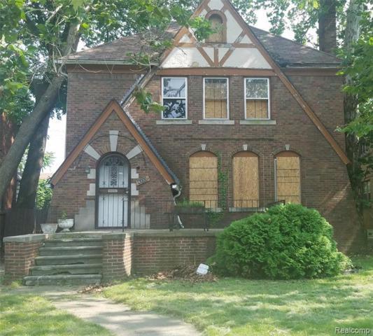 4333 Sturtevant Street, Detroit, MI 48204 (#219070943) :: The Buckley Jolley Real Estate Team