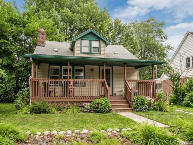 265 Wordsworth Street, Ferndale, MI 48220 (#219071004) :: RE/MAX Nexus