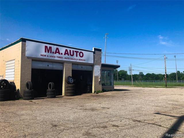 4043 N Dort Highway, Flint, MI 48506 (MLS #219071038) :: The Toth Team
