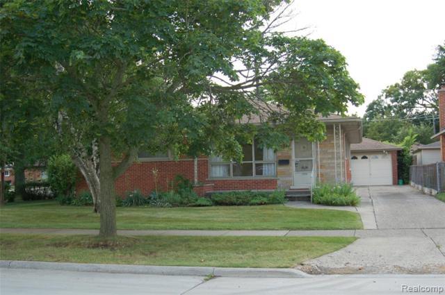 8043 Kinmore Street, Dearborn Heights, MI 48127 (MLS #219071052) :: The Toth Team