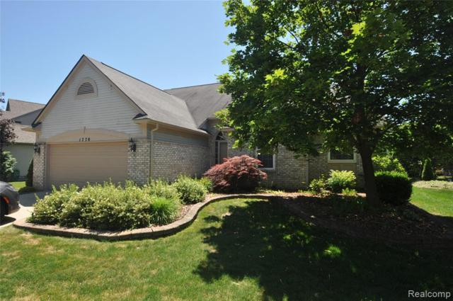 1770 Dogwood Trail, Commerce Twp, MI 48390 (#219071062) :: RE/MAX Classic
