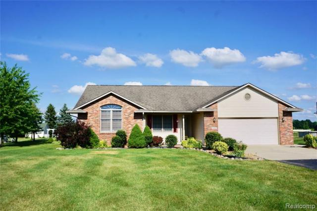 6163 Sharp Road, Mundy Twp, MI 48473 (MLS #219071075) :: The Toth Team