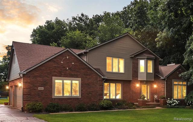 1886 Clover Ridge Drive, Hartland Twp, MI 48843 (#219071076) :: The Buckley Jolley Real Estate Team