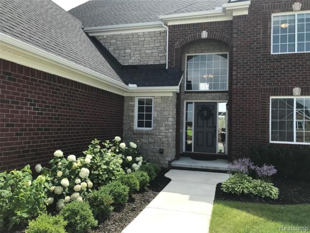 23848 Enclave Drive, Lyon Twp, MI 48178 (MLS #219071092) :: The Toth Team