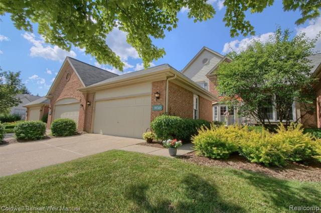 39748 Village Run Drive, Northville Twp, MI 48168 (#219071095) :: Duneske Real Estate Advisors