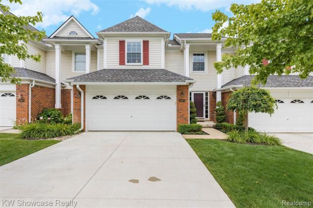41871 Mitchell Road #19, Novi, MI 48377 (#219071173) :: Team Sanford