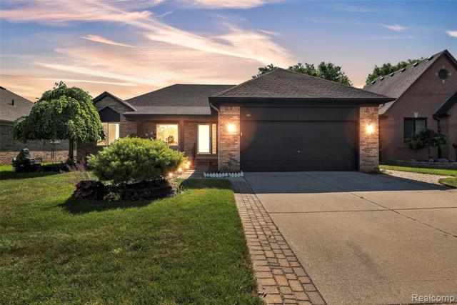 51512 Morningside Way Drive, Chesterfield Twp, MI 48047 (#219071174) :: KNE Realty 360