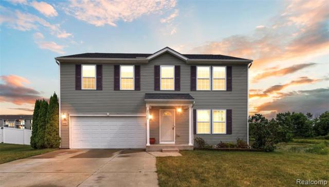 2000 Danville Drive, Frenchtown Twp, MI 48162 (#219071196) :: RE/MAX Classic