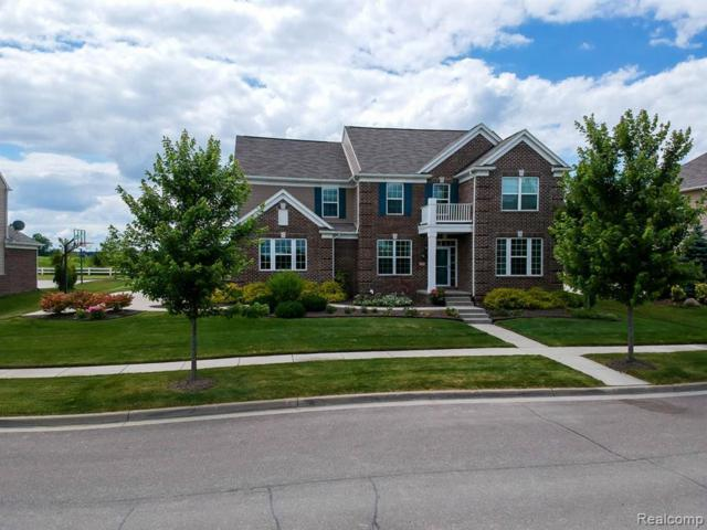 1874 Steeplechase Road, Canton Twp, MI 48188 (#219071207) :: RE/MAX Classic