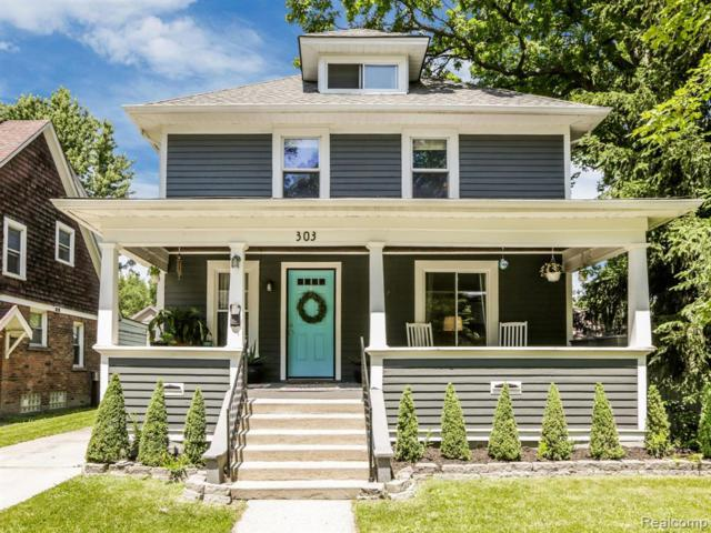 303 Wordsworth Street, Ferndale, MI 48220 (#219071234) :: RE/MAX Nexus