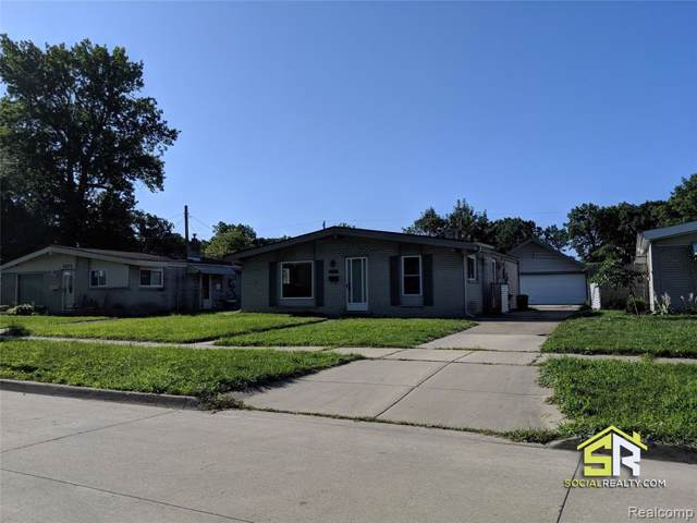 1624 Middlesex Avenue, Madison Heights, MI 48071 (#219071261) :: Springview Realty
