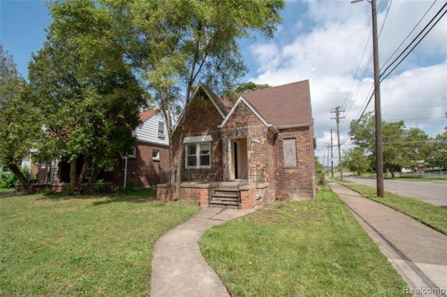 3202 Kendall Street, Detroit, MI 48238 (MLS #219071289) :: The Toth Team