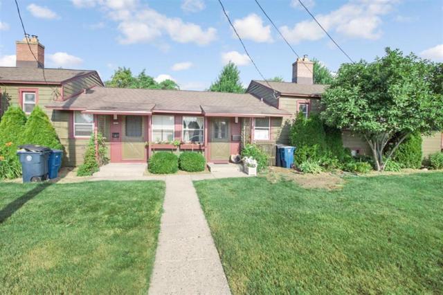 2542 Pittsfield Boulevard, Ann Arbor, MI 48104 (MLS #543267210) :: The John Wentworth Group