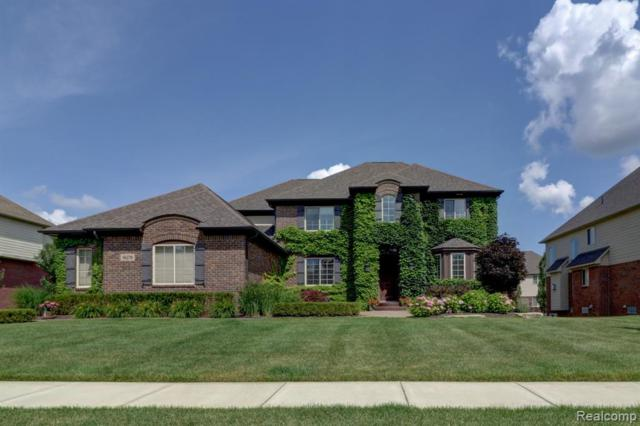 56270 Ken Charles Drive, Shelby Twp, MI 48316 (#219071329) :: KNE Realty 360