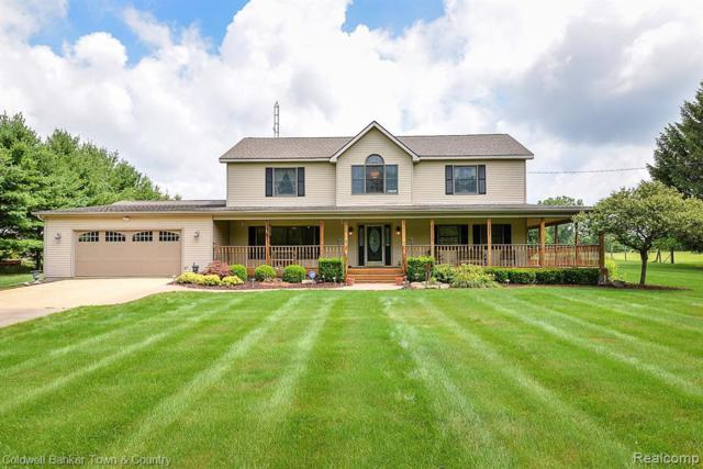 9253 Lehring Road, Burns Twp, MI 48429 (#219071469) :: The Buckley Jolley Real Estate Team