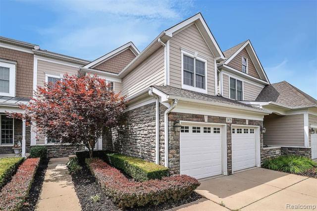 24775 Reeds Pointe Drive E, Novi, MI 48374 (#219071489) :: The Buckley Jolley Real Estate Team