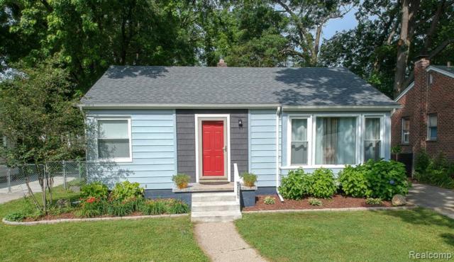23451 Seneca Street, Oak Park, MI 48237 (#219071490) :: RE/MAX Nexus