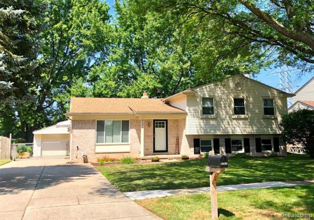 41575 Wessel Drive, Sterling Heights, MI 48313 (#219071500) :: KNE Realty 360