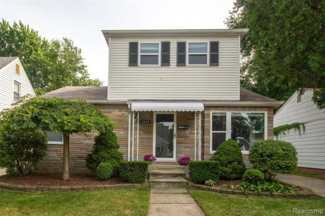 2444 Brockton Avenue, Royal Oak, MI 48067 (#219071510) :: The Buckley Jolley Real Estate Team