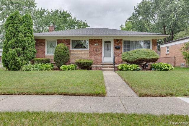 1205 Maureen Avenue, Madison Heights, MI 48071 (#219071520) :: The Buckley Jolley Real Estate Team