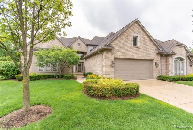 6416 Enclave Drive, Independence Twp, MI 48348 (#219071524) :: The Buckley Jolley Real Estate Team