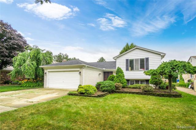 2348 Niagara Drive, Troy, MI 48083 (MLS #219071528) :: The John Wentworth Group