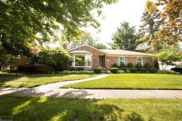 22278 Raven Ave, Eastpointe, MI 48021 (#58031387762) :: The Alex Nugent Team   Real Estate One