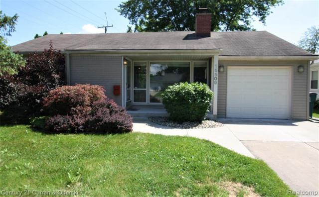15509 Birwood Avenue, Beverly Hills Vlg, MI 48025 (#219071533) :: RE/MAX Nexus