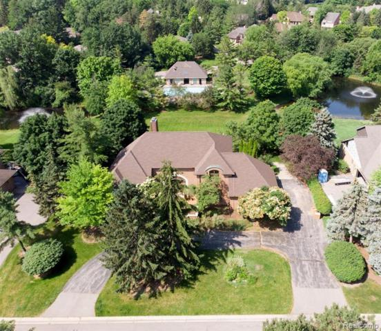 4585 Kiftsgate Bend, Bloomfield Twp, MI 48302 (#219071543) :: RE/MAX Nexus