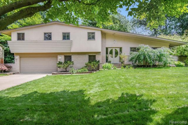2883 Aspen Lane, Bloomfield Twp, MI 48302 (#219071560) :: RE/MAX Nexus
