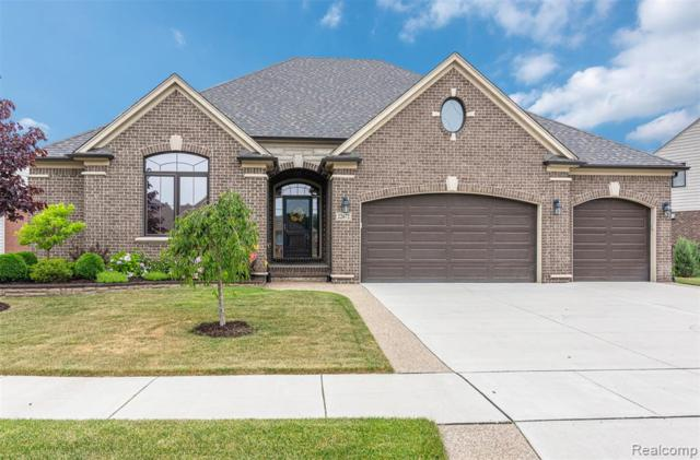 22672 Timbercrest Drive, Macomb Twp, MI 48044 (#219071561) :: The Alex Nugent Team | Real Estate One