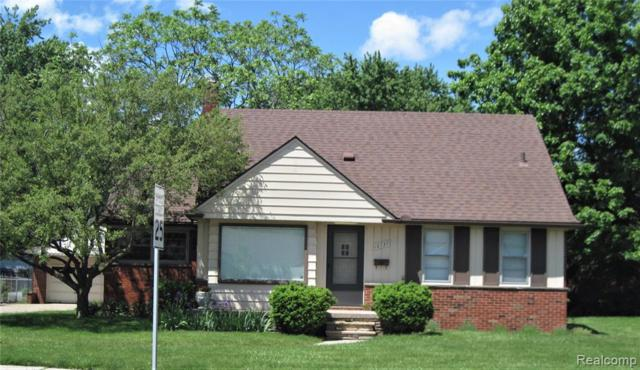 16737 Toepfer Drive S, Eastpointe, MI 48021 (#219071573) :: The Alex Nugent Team   Real Estate One
