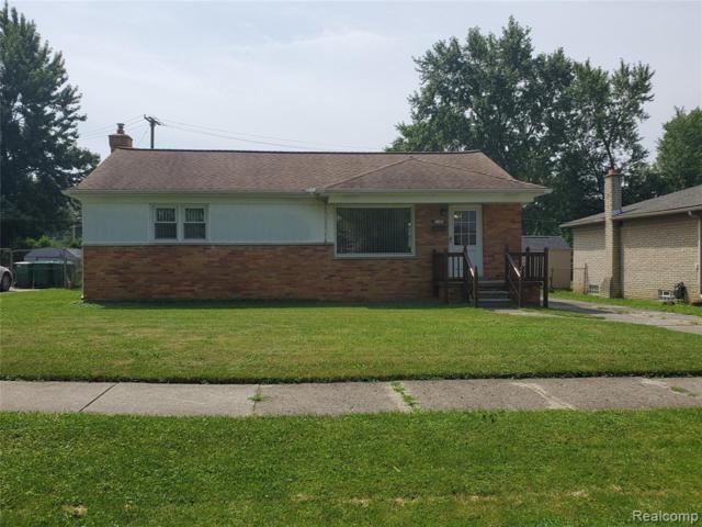 31483 Chester Street, Garden City, MI 48135 (#219071617) :: The Buckley Jolley Real Estate Team