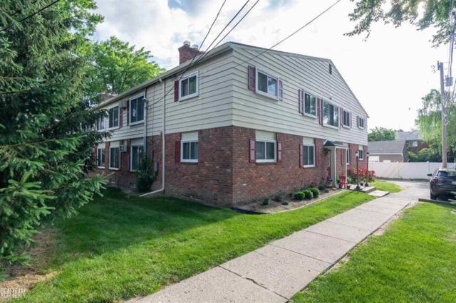 693 W Maple, Clawson, MI 48017 (#58031387788) :: Duneske Real Estate Advisors