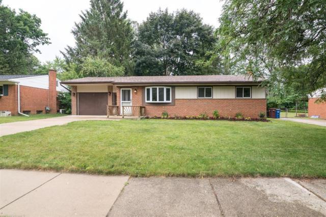 564 Manor Drive, Ann Arbor, MI 48105 (#543267252) :: The Buckley Jolley Real Estate Team