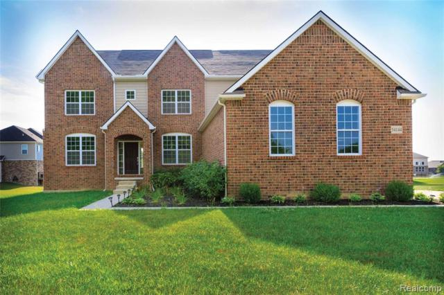 54144 Mar Lake Drive, Chesterfield Twp, MI 48051 (#219071631) :: The Mulvihill Group