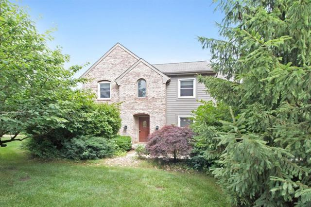 7772 Brookside Court, Webster Twp, MI 48130 (MLS #543267231) :: The John Wentworth Group