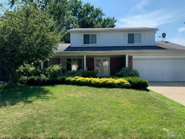 38739 Pinebrook Drive, Sterling Heights, MI 48310 (#219071650) :: RE/MAX Classic