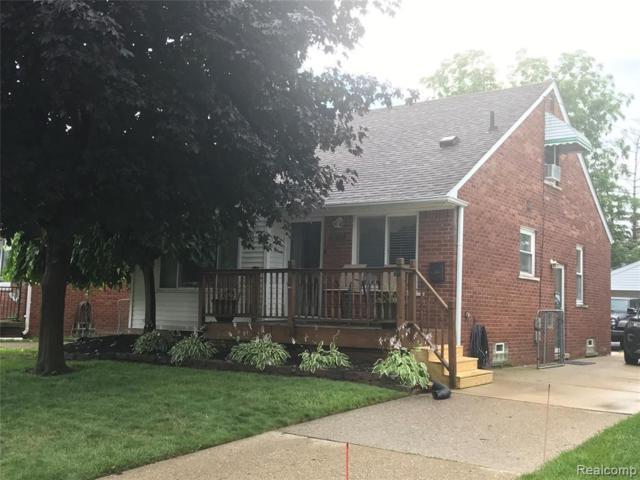 21829 Rausch Avenue, Eastpointe, MI 48021 (#219071661) :: The Alex Nugent Team   Real Estate One