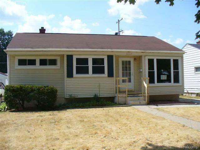 3822 Woodrow Avenue, Flint, MI 48506 (#219071672) :: RE/MAX Nexus