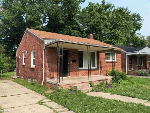 19915 Kentfield, Detroit, MI 48219 (MLS #58031387816) :: The John Wentworth Group