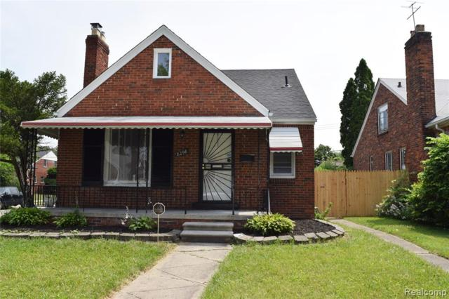 8298 Mendota Street, Detroit, MI 48204 (#219071754) :: The Buckley Jolley Real Estate Team