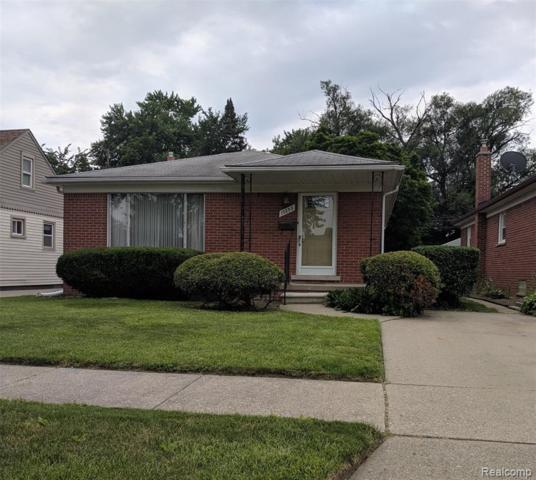 17293 Russell Avenue, Allen Park, MI 48101 (#219071759) :: The Buckley Jolley Real Estate Team