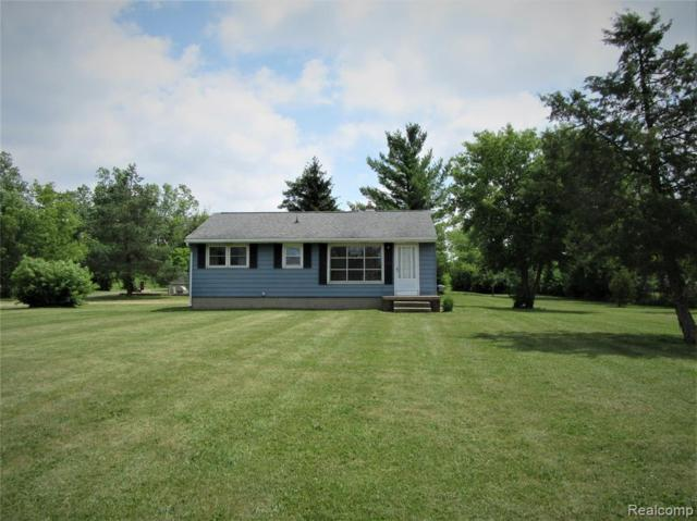 3133 S Elms Road, Flint Twp, MI 48473 (MLS #219071786) :: The Toth Team